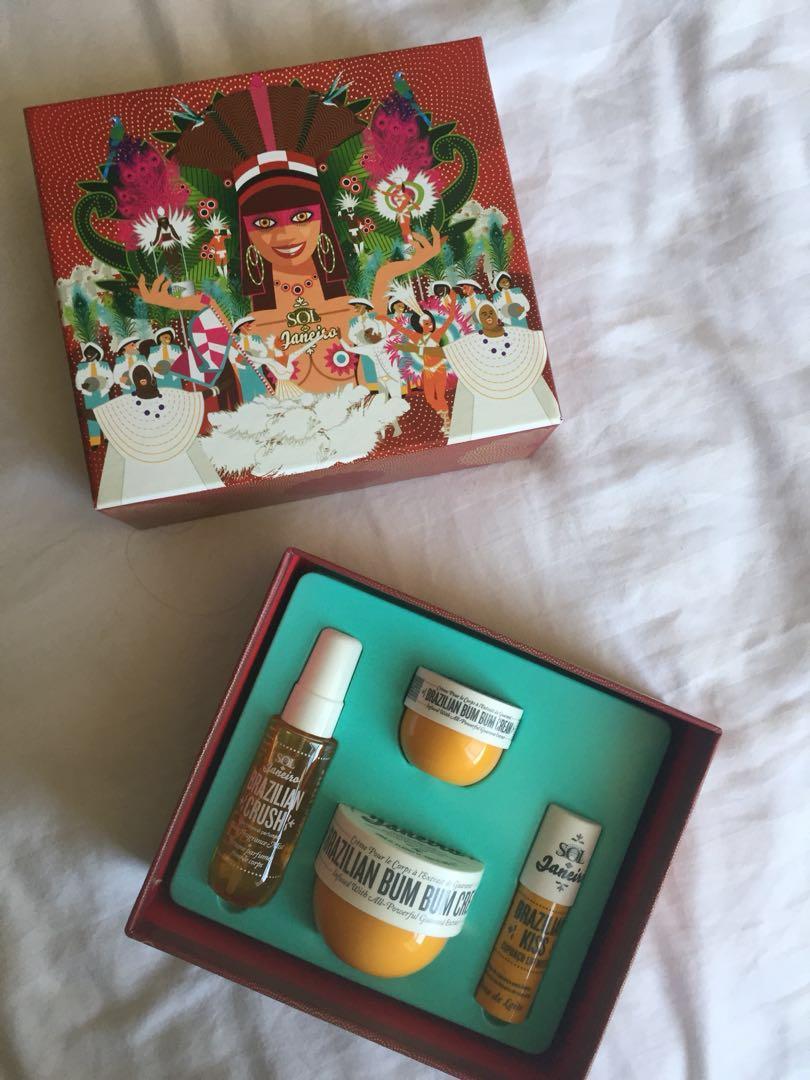 Brazilian Bum Bum Cream Set!