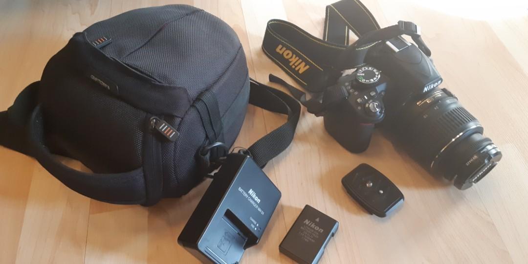 Camera Nikon DX