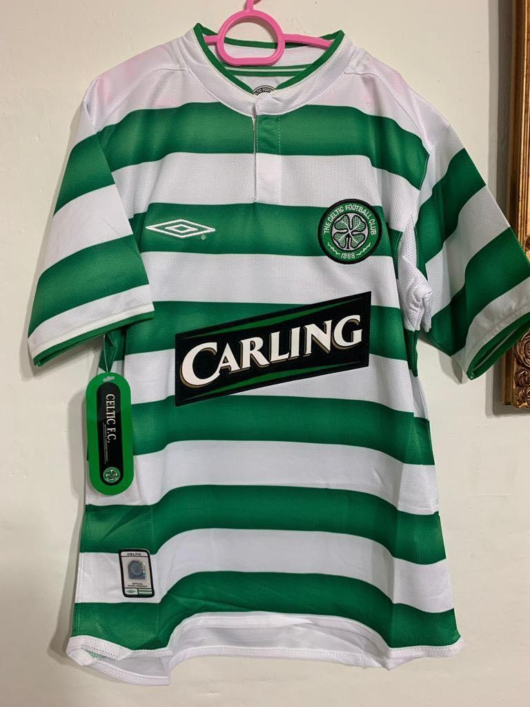 best sneakers b894a 74fd6 CELTIC FOOTBALL CLUB 2003, Sports, Sports Apparel on Carousell