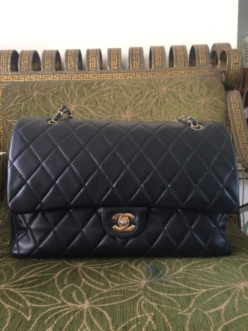 bf30f58584f483 Chanel Bag Mirror Quality, Luxury, Bags & Wallets on Carousell