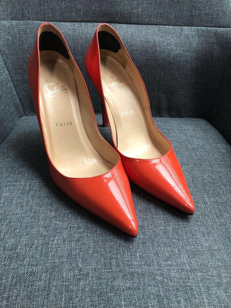 a1bf0a9cbb73 Christian Louboutin So Kate heels 100mm