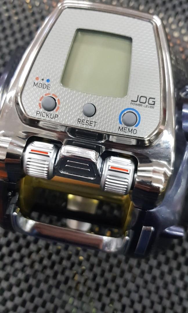 b71a0eb8b0c DAIWA LEOBRITZ 500J ELECTRIC REEL, Sports, Sports & Games Equipment ...