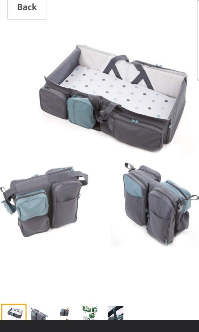 5f947538f27 Deltababy Travel Bag+Cot