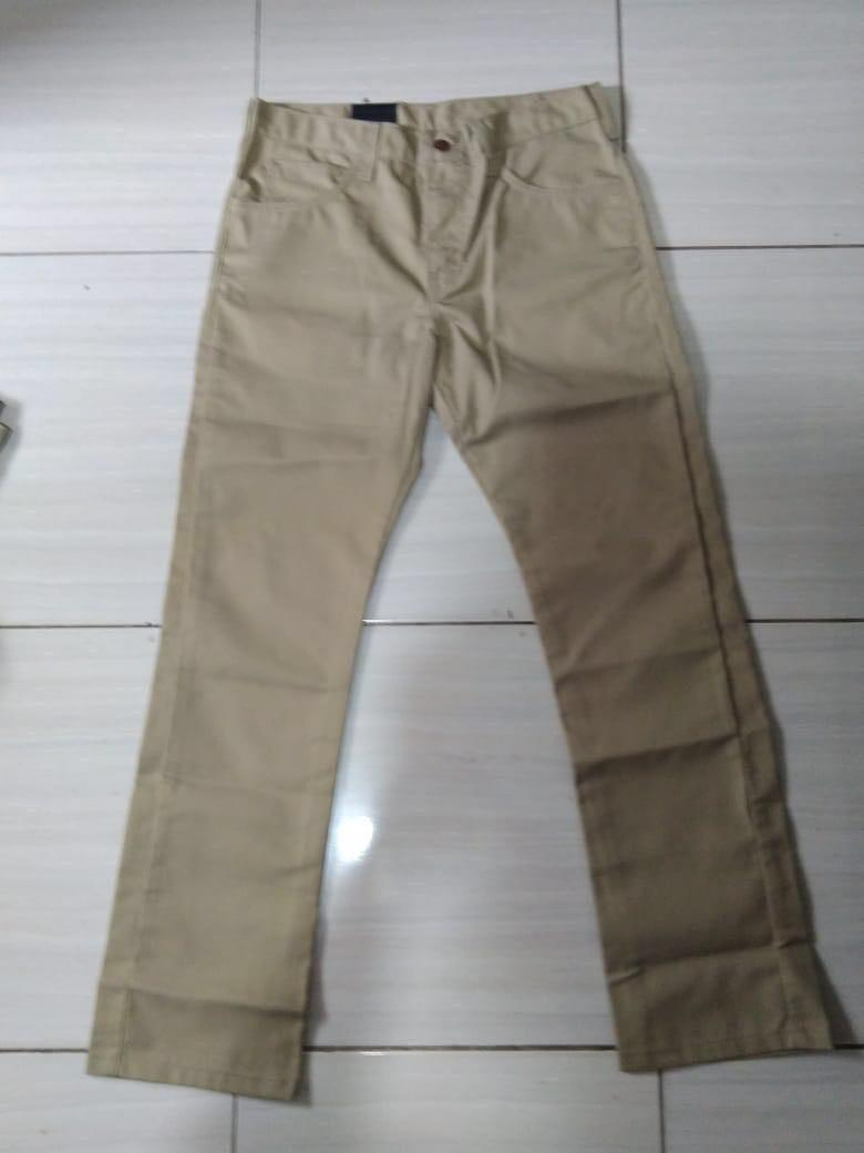 Dickies Slim Straight 5-Pocket Twill Work Pants
