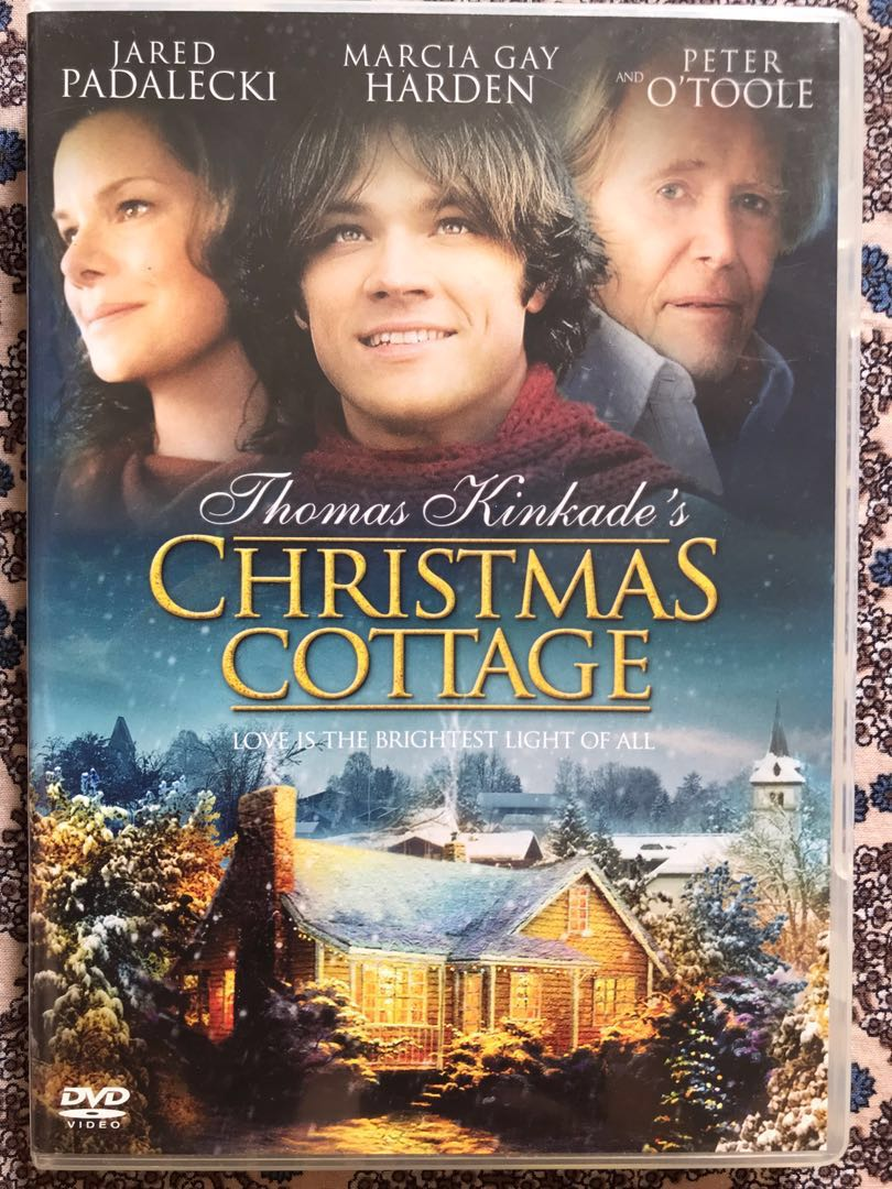 The Christmas Cottage 2019.Dvd Christmas Cottage Music Media Cds Dvds