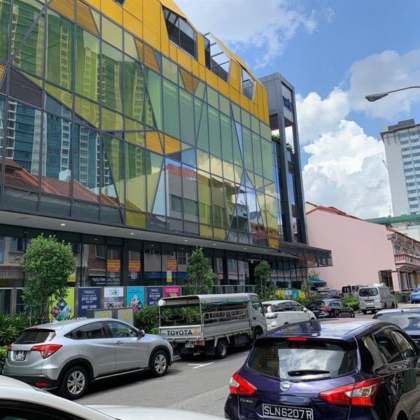 Freehold Shophouse: Jalan Besar
