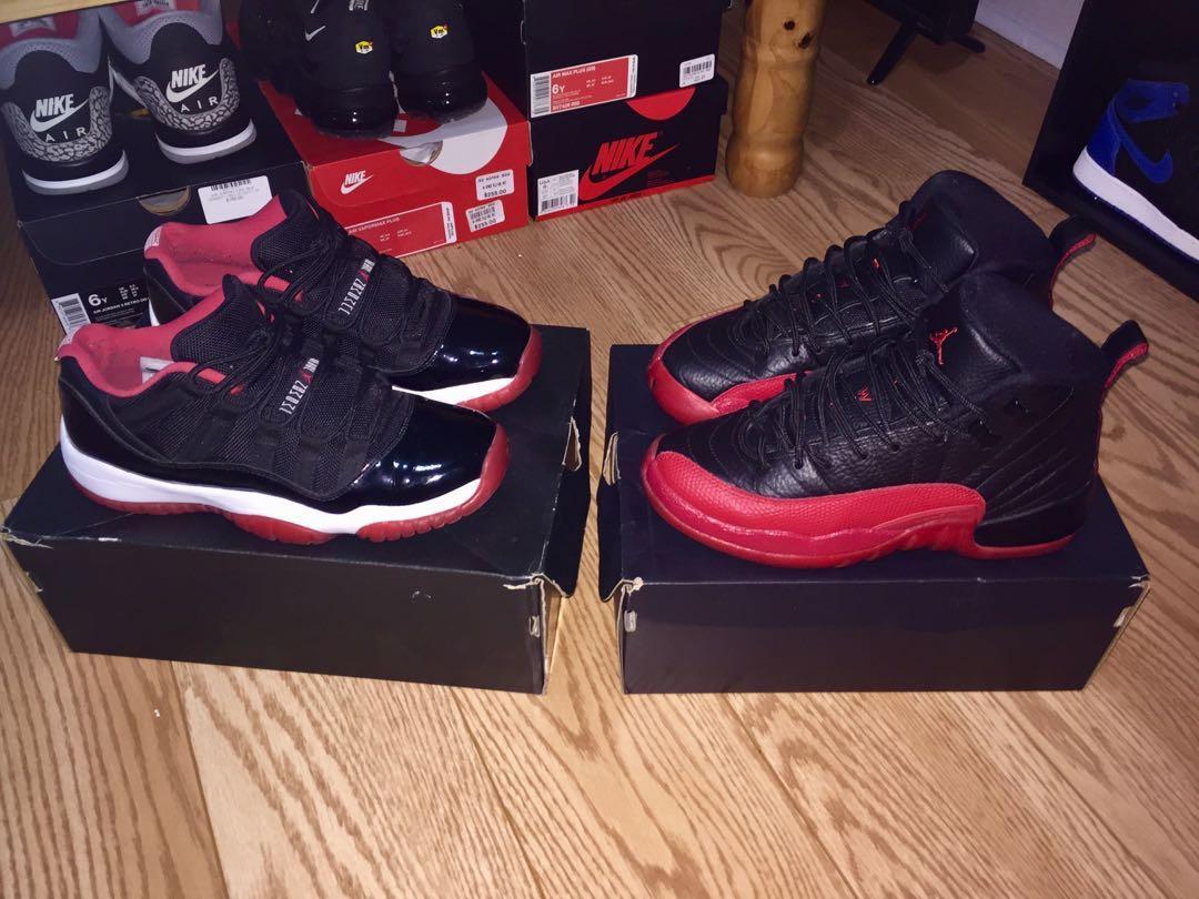Jordan 5.5y & 6y