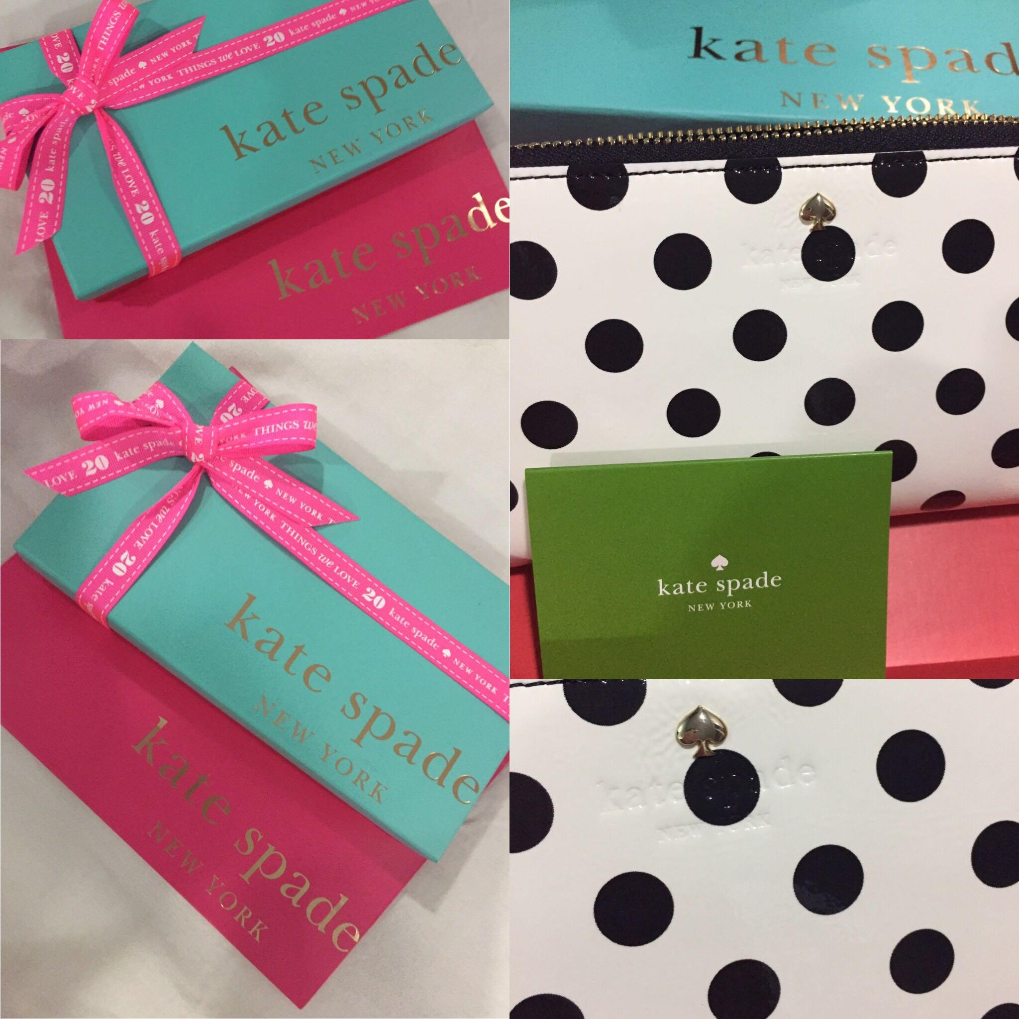 photo photo ... & Kate Spade Carlisle Street Lacey Wallet Luxury Bags u0026 Wallets ...