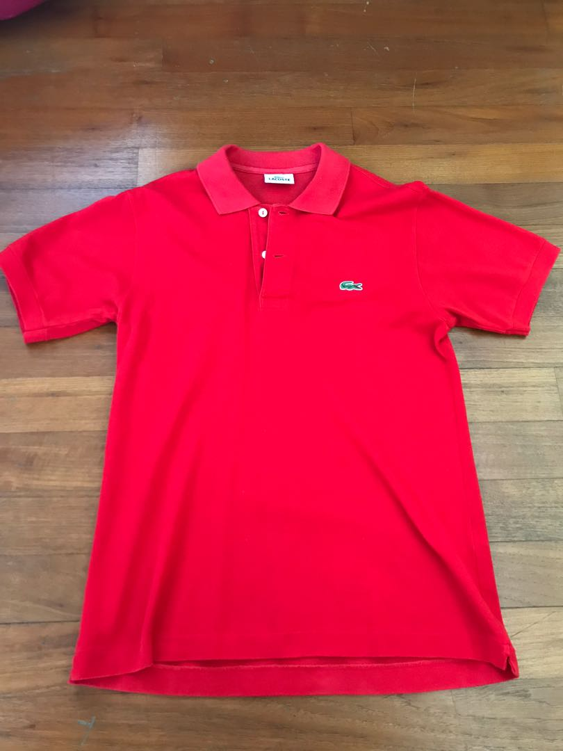 2dc8cefc Lacoste Polo Shirt, Men's Fashion, Clothes, Tops on Carousell