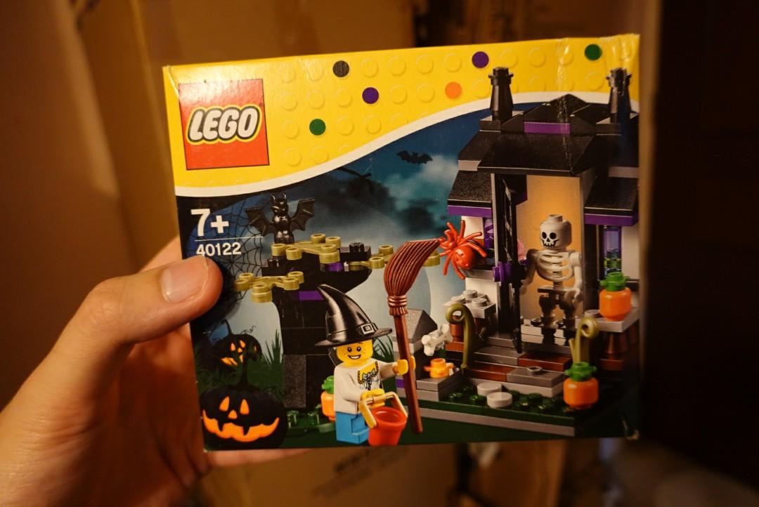 Lego Halloween Sets 2019.Lego 40122 Halloween Seasonal Set