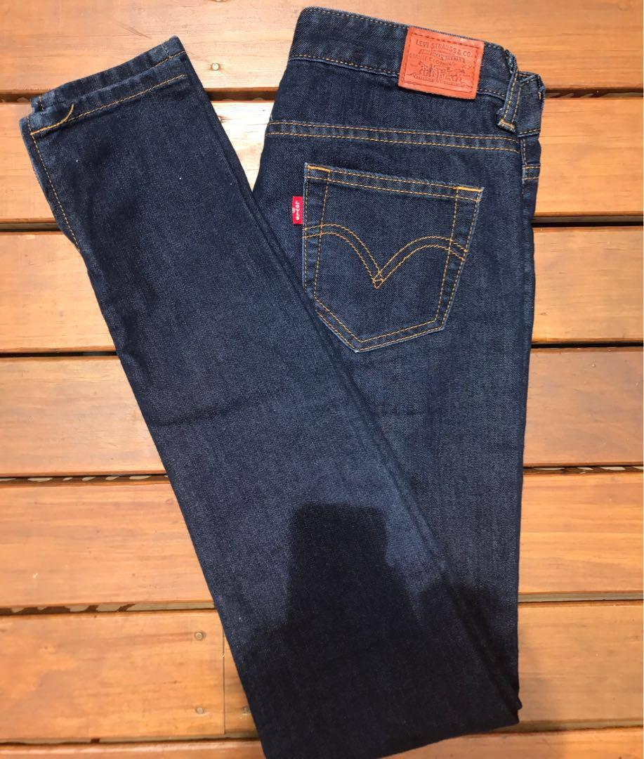 Levi's Extreme Skinny Jeans Size8