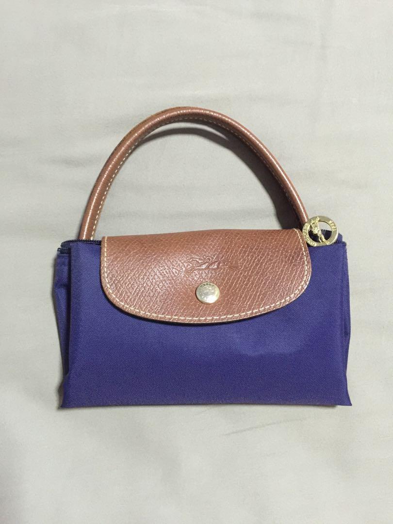 d8a2750063f057 Longchamp Le Pliage (Small, Short handle), Luxury, Bags & Wallets ...