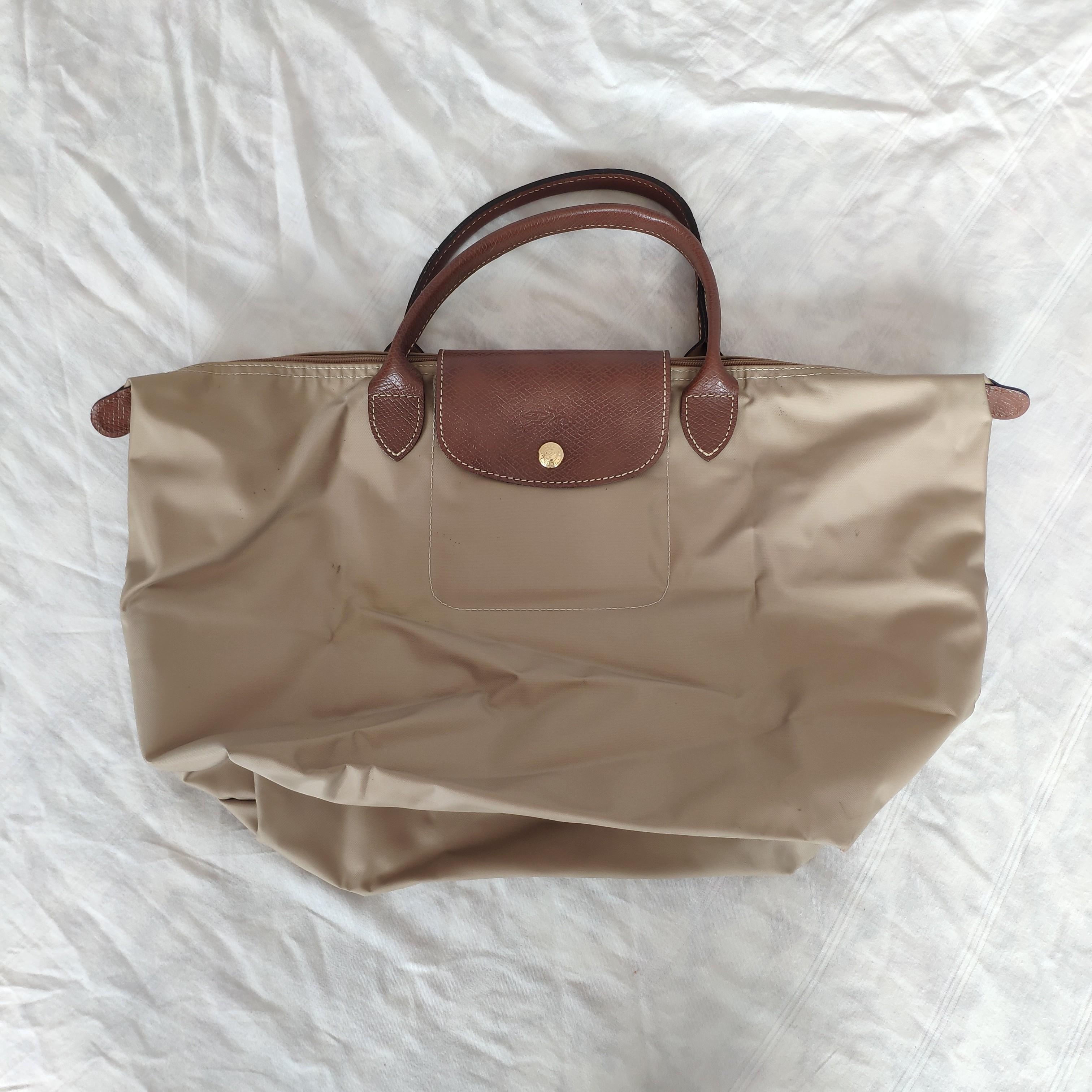 d19a22bb1f Longchamp Le Pliage Tote Bag, Women's Fashion, Bags & Wallets ...