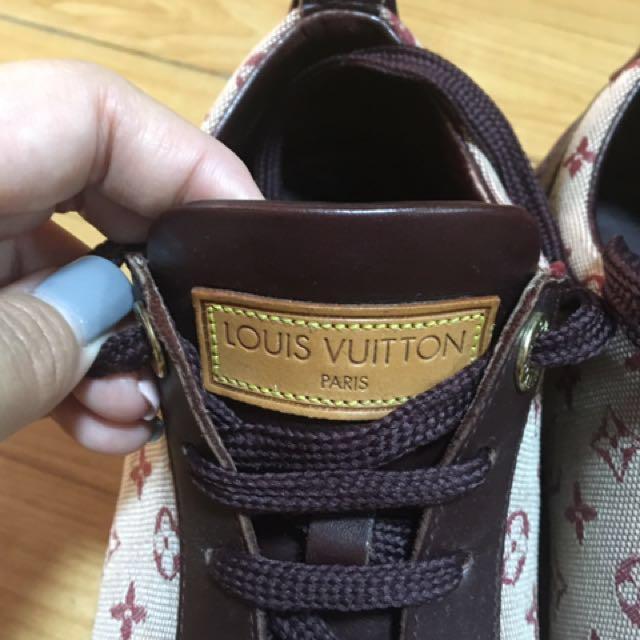 LV shoes