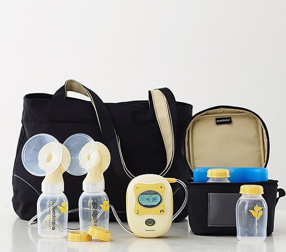 Medela Freestyle Double Electric Breast Pump Set Babies Kids