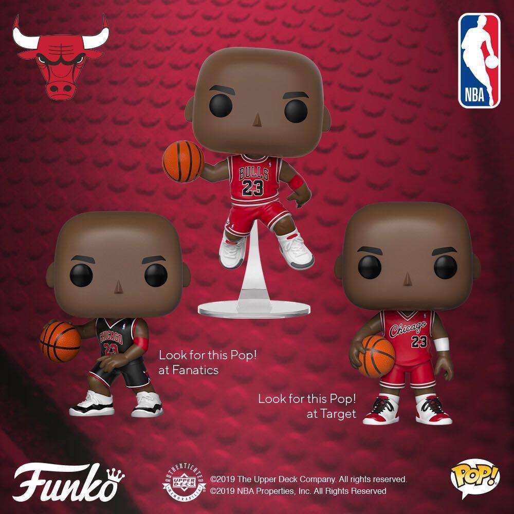 Michael Jordan Funko Pop, Toys \u0026 Games