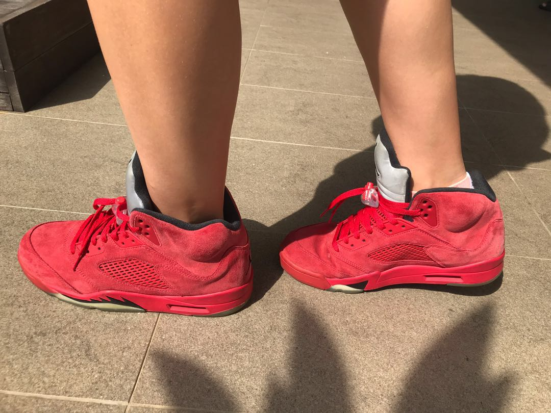 5ce391b83ab8e3 Nike Air Jordan 5 Retro Men s