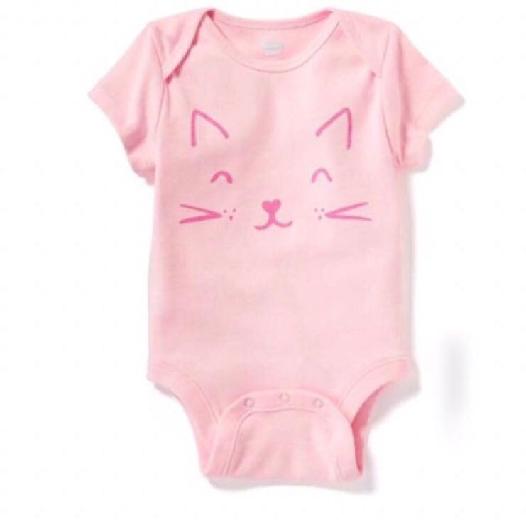 4bd105113cc9 Old Navy Cute Pink Romper