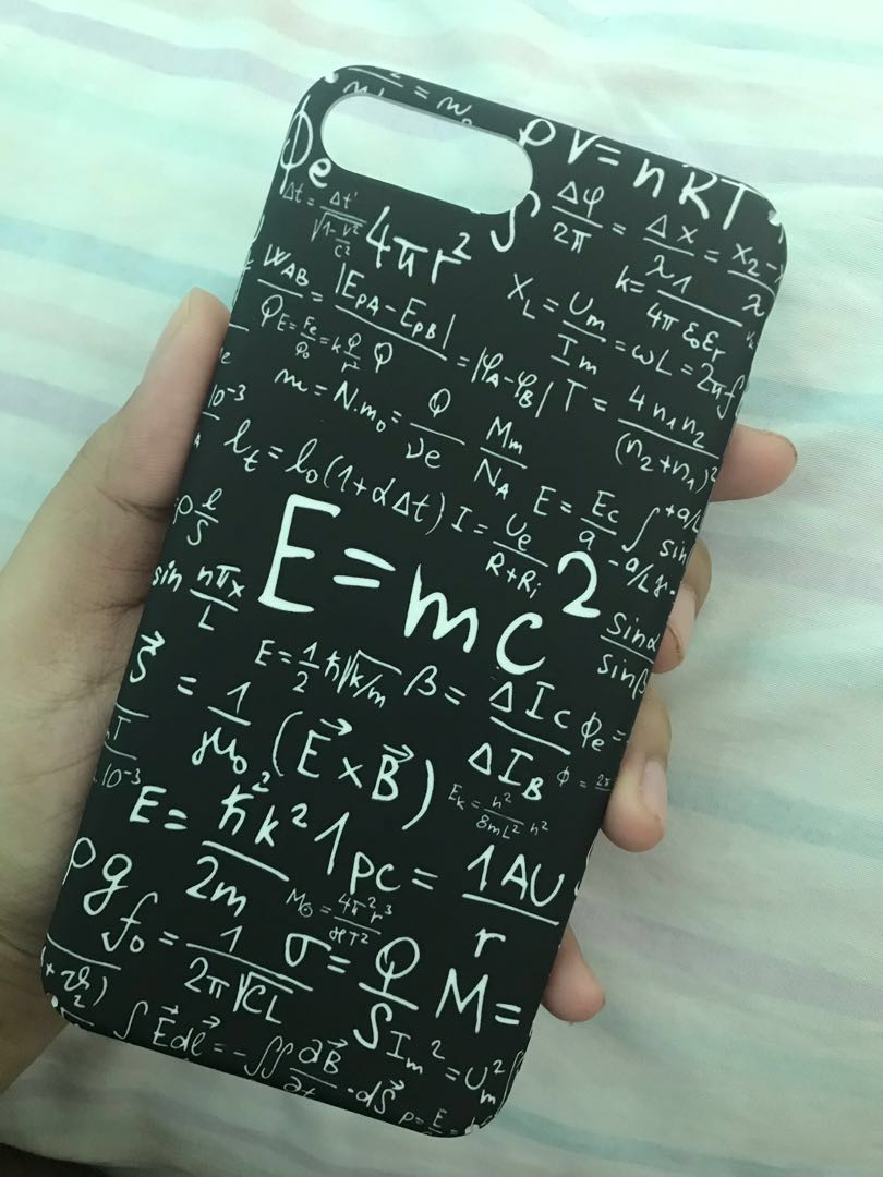 Physics Cheat Case for iPhone 7+/8+ on Carousell