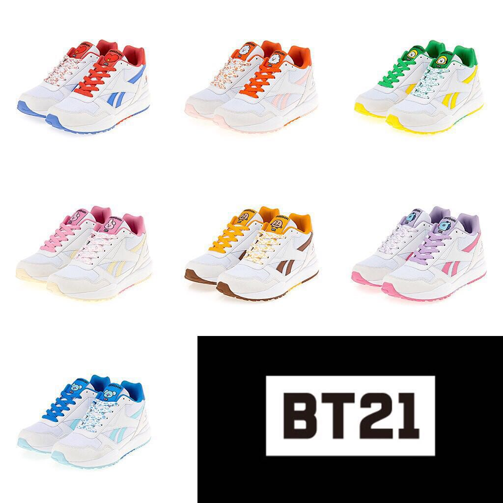 bc4a62b8f9f Reebok x bt21 royal bridge 20 in 2019 Must have Reebok Shoe