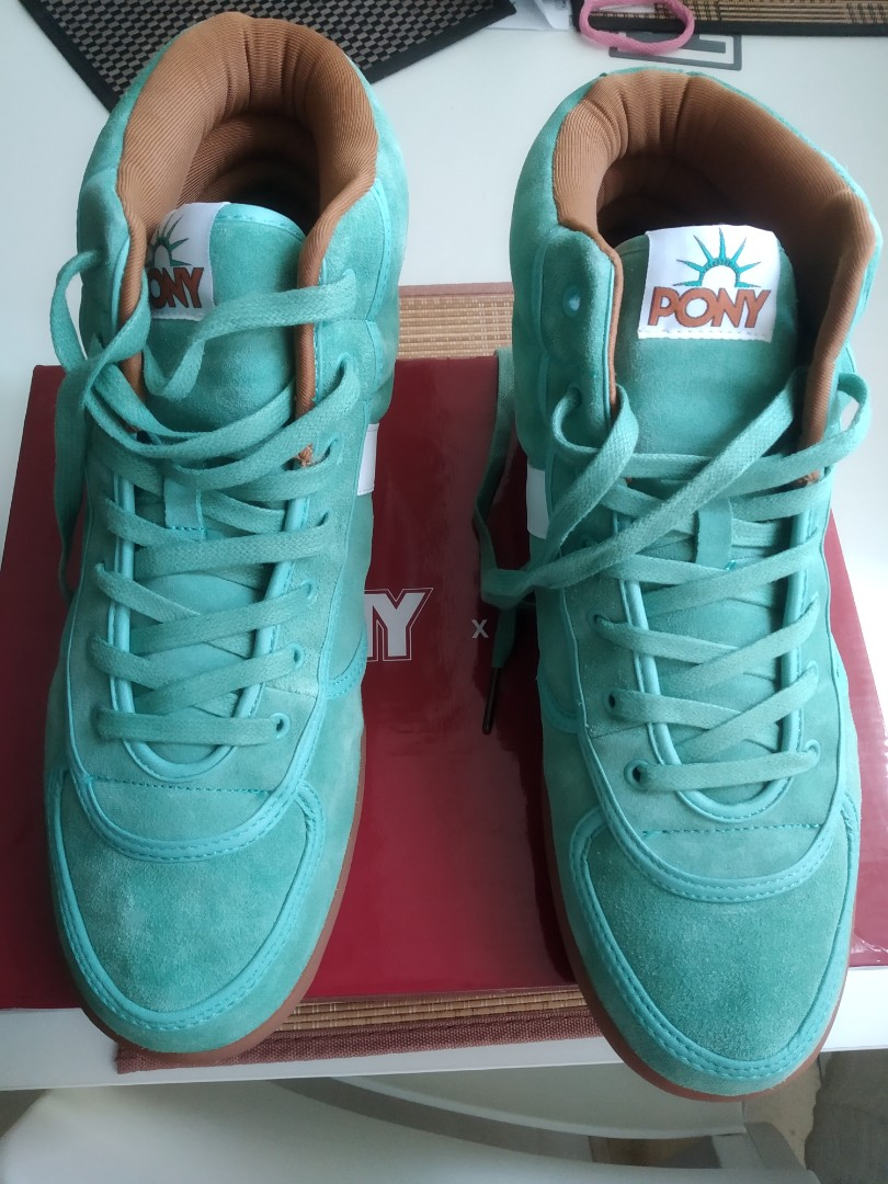 Pony high tops - Rare