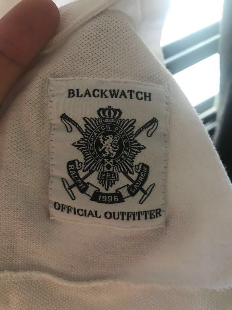 Ralph Lauren Blackwatch Polo Tee