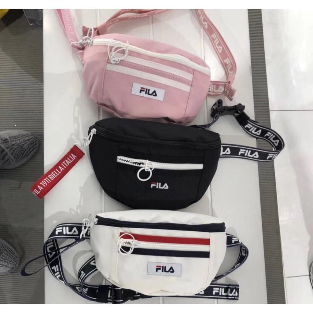 Ready Stock FILA Waist Bag