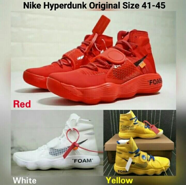 3767c0f99f8 Sepatu Nike Hyperdunk 2017 NIKE LEBRON JAMES XIII ELITE EP ORIGINAL BNIB