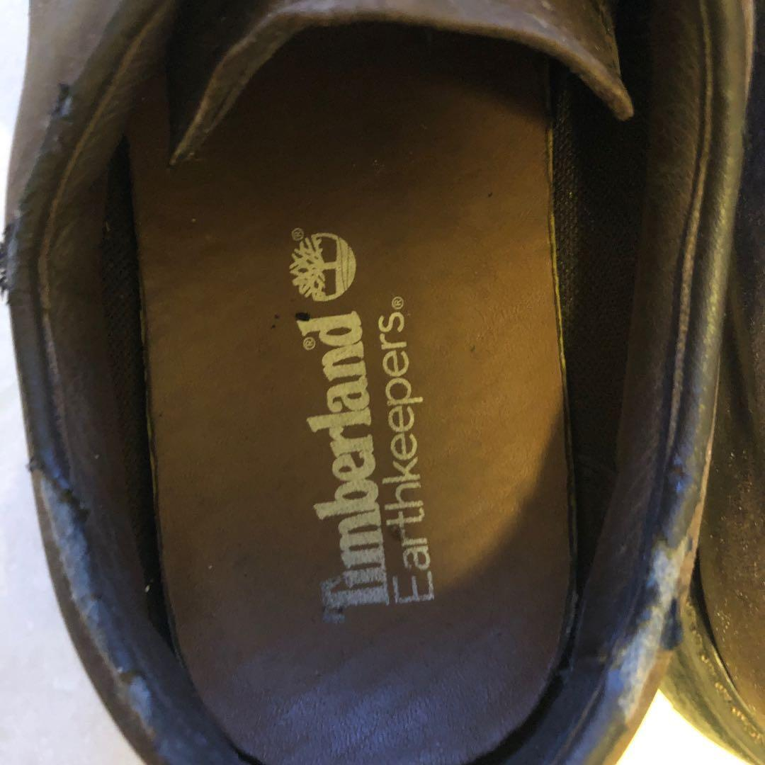 Timberland Earthkeepers Brown Leather Men's Shoes