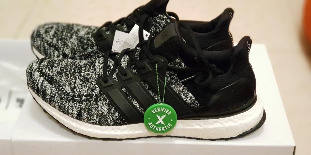 94f039fd US 9 Adidas Reigning Champ Ultraboost 1.0, Men's Fashion, Footwear ...