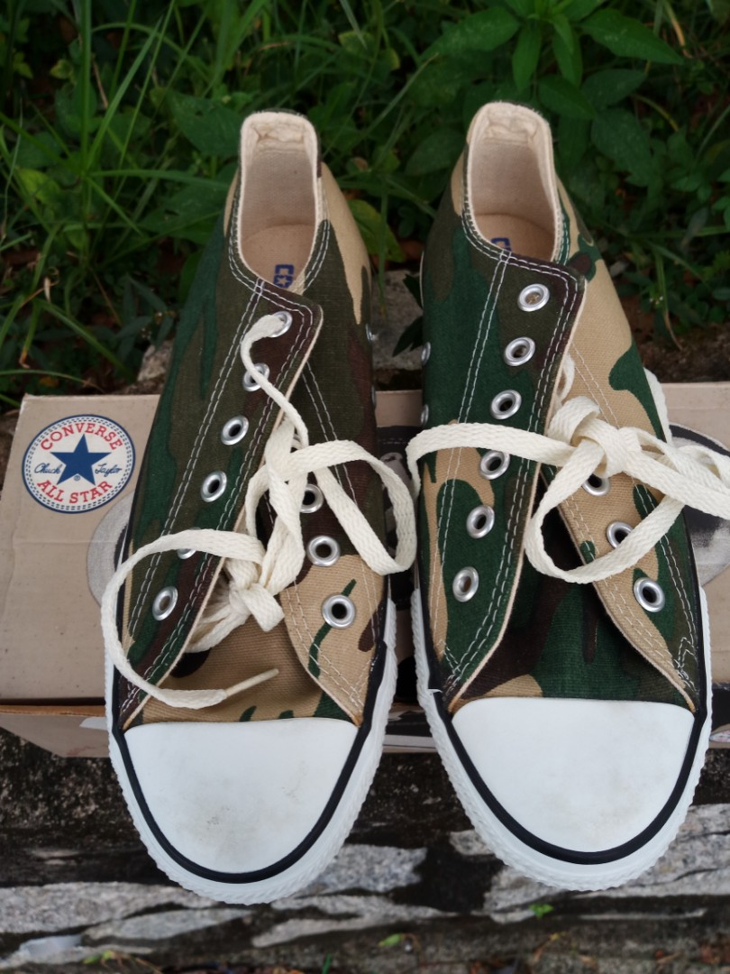9348f78eb1b465 Vintage converse made in usa 90s