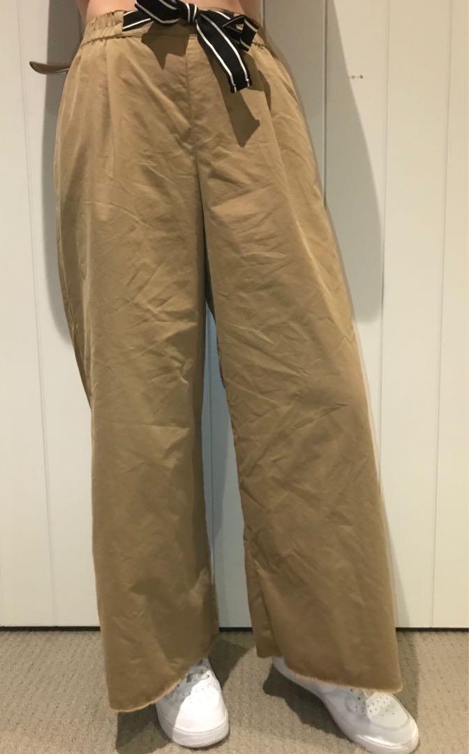 Zara flare pants size small $25