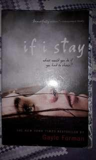 Buku If I Stay, P.S. I Love You, Safe Haven