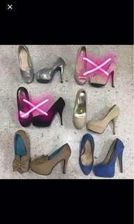 Shoes Pumps Heels