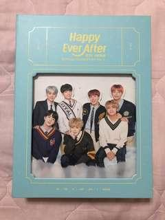 BTS Japan Official Fanmeeting Vol 4 DVD Happy Ever After