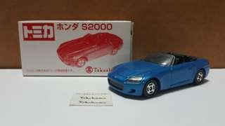 🚚 Tomica Takashimaya Special Honda S2000