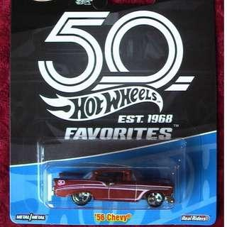 '56 Chevy from the 50th Anniversary Favourites Series