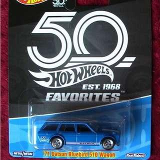 '71 Datsun Bluebird Wagon from the 50th Anniversary Favourites Series
