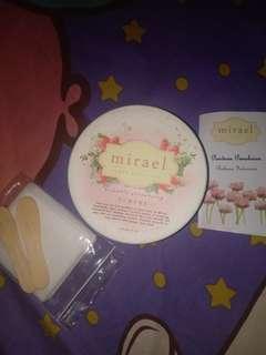 Mirael sugar wax strawberry