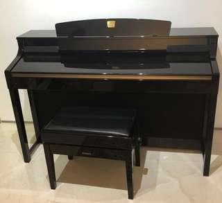 A lovely piano !