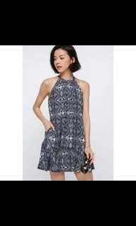 Love bonito Dirce printed dress