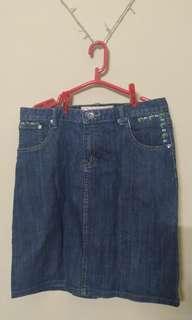 Rok Jeans Apple