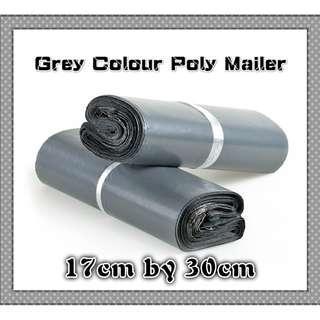 🚚 Grey Poly Mailer