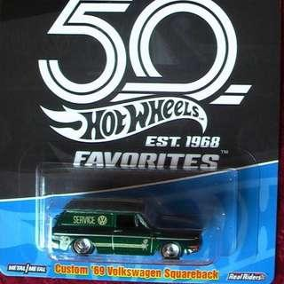 Custom '69 Volkswagen from the 50th Anniversary Favourites Series