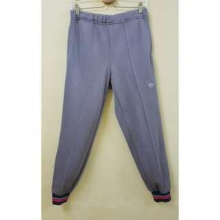 Adidas Trefoil Vtg Japan Cuffed Track Pants, L.