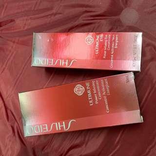 Shiseido serum set