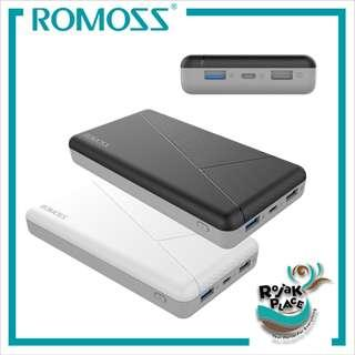 ROMOSS PIE20 PRO Quick Charge PD3.0 20000mAh Power Bank