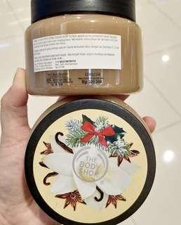 SCRUB VANILLA CHAI BODY SHOP