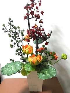 Flower Arrangement- artificial