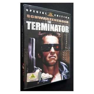 The Terminator Movie DVD (Region 1)